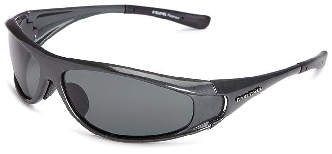 Eyelevel Matchman 2 - Gafas de sol polarizadas para hombre, color gris, talla única