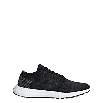 adidas Pureboost Go White/Gry Running Shoes (AH2311): Shoes
