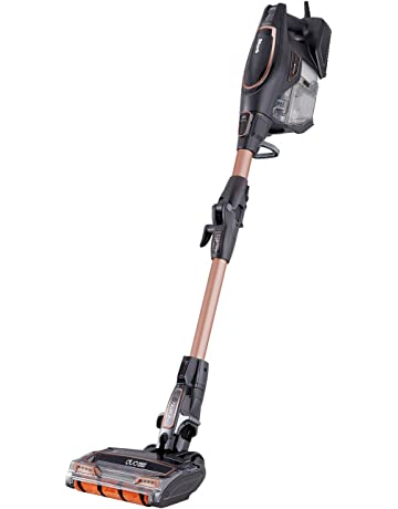Shark Corded Stick Vacuum Cleaner [HV390UK] Lightweight, Purple [Energy Class A+]