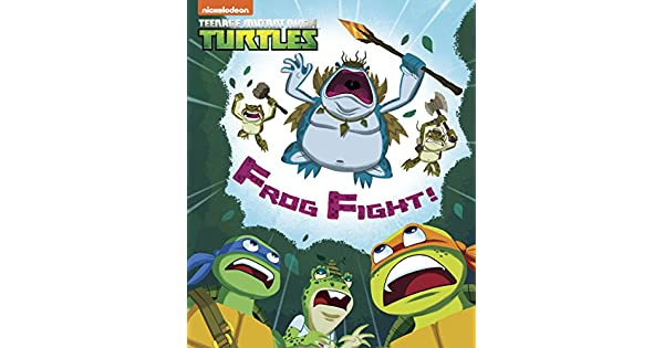 Amazon.com: Frog Fight (Teenage Mutant Ninja Turtles) eBook ...
