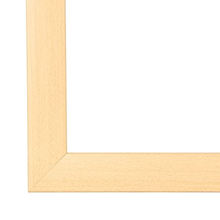 Picture frame, Photo frame PN35 11.02x14.2 inch (28x36 cm) in BEECH ...