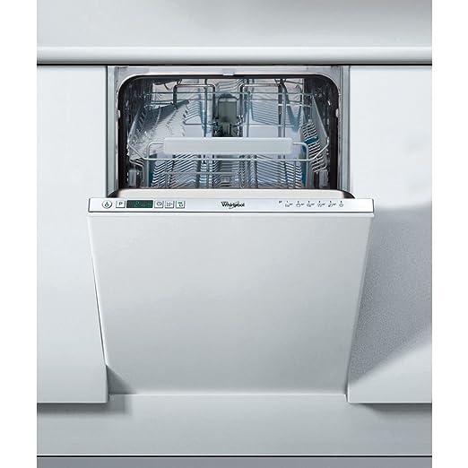 Whirlpool ADG 351 Totalmente integrado 10cubiertos A+ lavavajilla ...