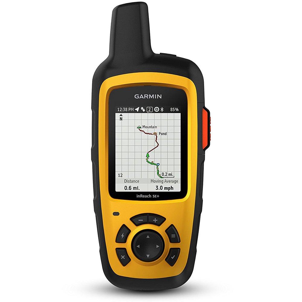 Garmin InReach SE+ GPS Bundle w/ Car Charger, Micro USB, Gadget Bag and more by Garmin (Image #3)