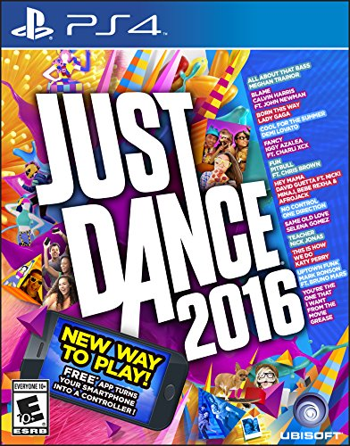 Ubisoft Just Dance 2016 - PlayStation 4