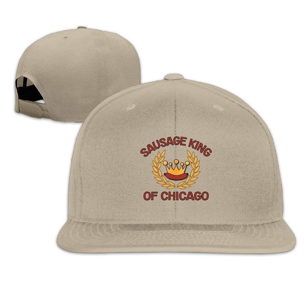 Gorras de béisbol clásicas para salchichas King of Chicago, gorras ...