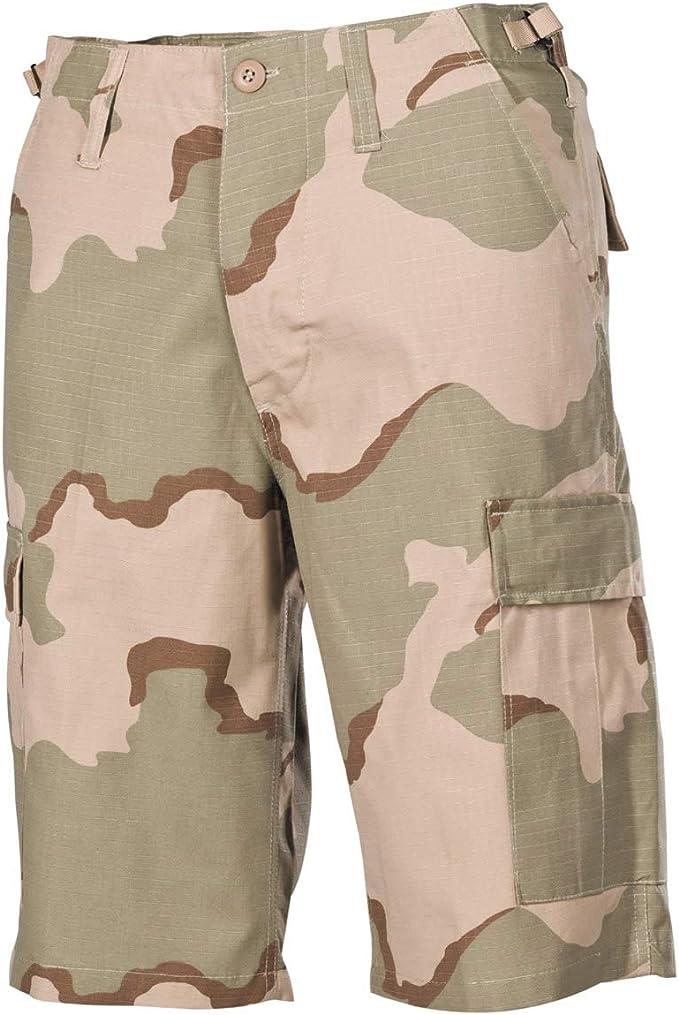 Teesar BDU Trousers Ripstop Prewashed 3-Colour Desert size S