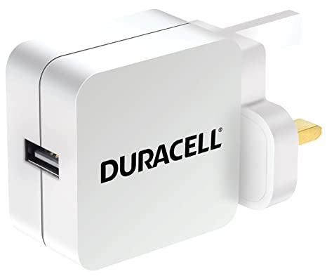 Amazon.com: Duracell DRACUSB2W-UK - Cargador para ...