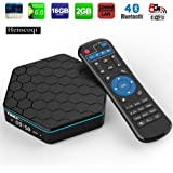 Henscoqi T95Z PLUS Amlogic S912 Octa-core Android TV Box with 2GB DDR3 16GB Emmc Flash Android 6.0 Marshmallow Support 2.4G/5G Dual Wifi 1000M LAN Bluetooth 4.0 4k2k H.265