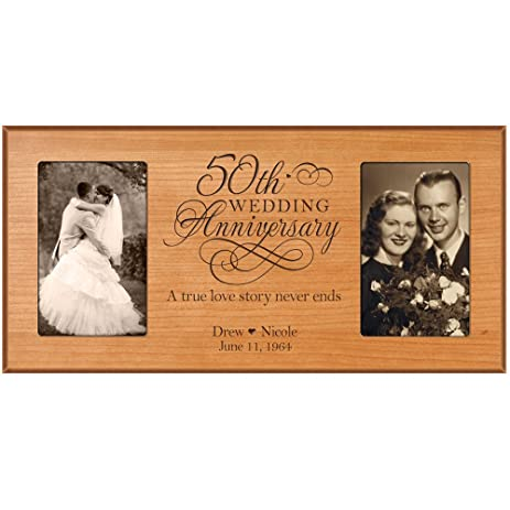 50th Anniversary Design Photo Frames - Best Frames 2018