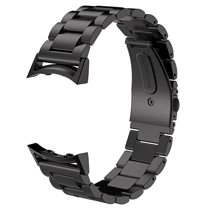 Sundaree Compatible con Correas Gear S2 Sport,Metal Acero ...