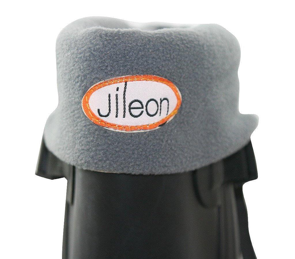 Cozy /& Soft Winter Fleece Rainboots Liners Jileon Women and Men Warm