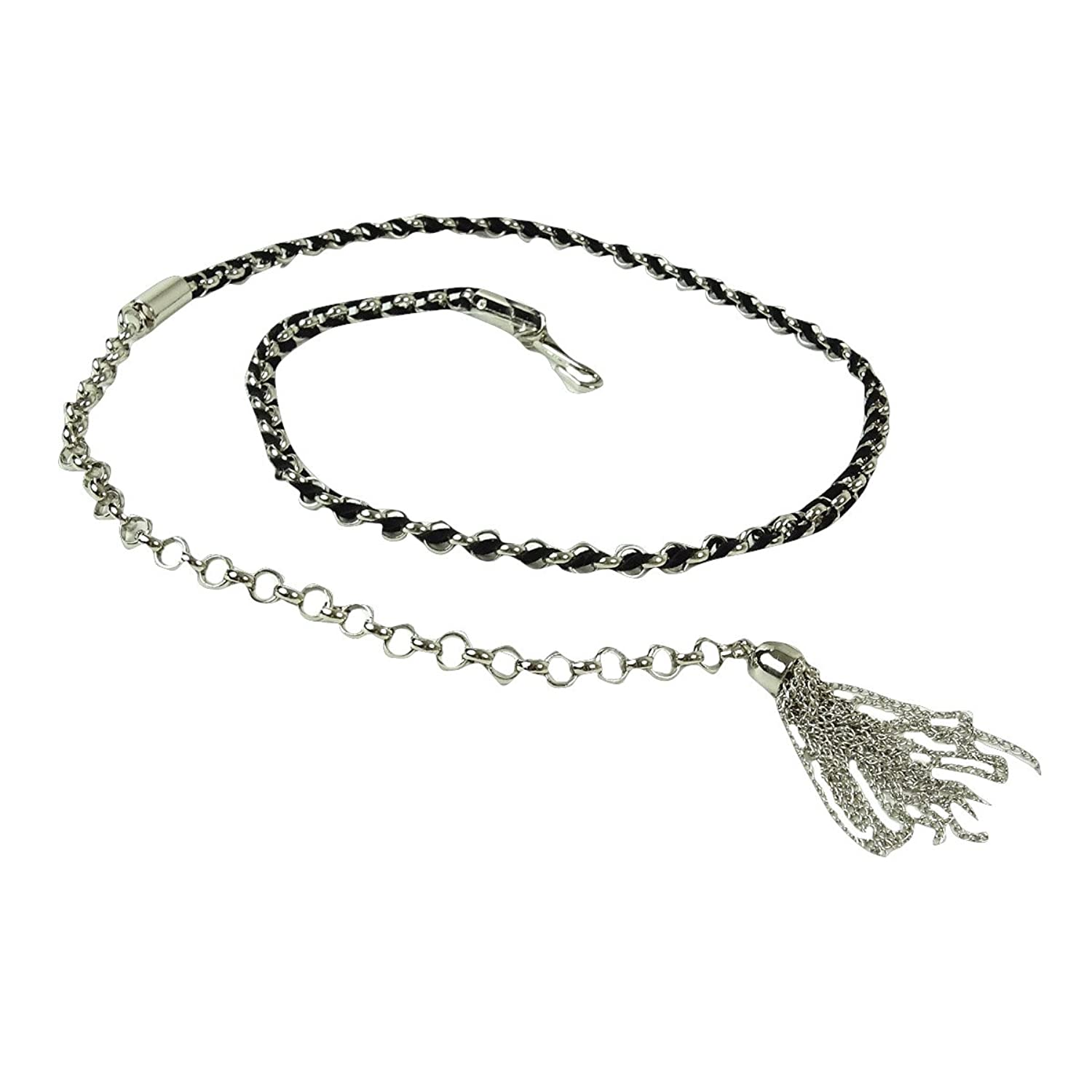 Style & Co Rope Chain With Tassel Women's Designer Belt