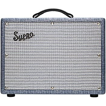 supro 1622rt tremo verb 1x10 combo guitar amp musical instruments. Black Bedroom Furniture Sets. Home Design Ideas
