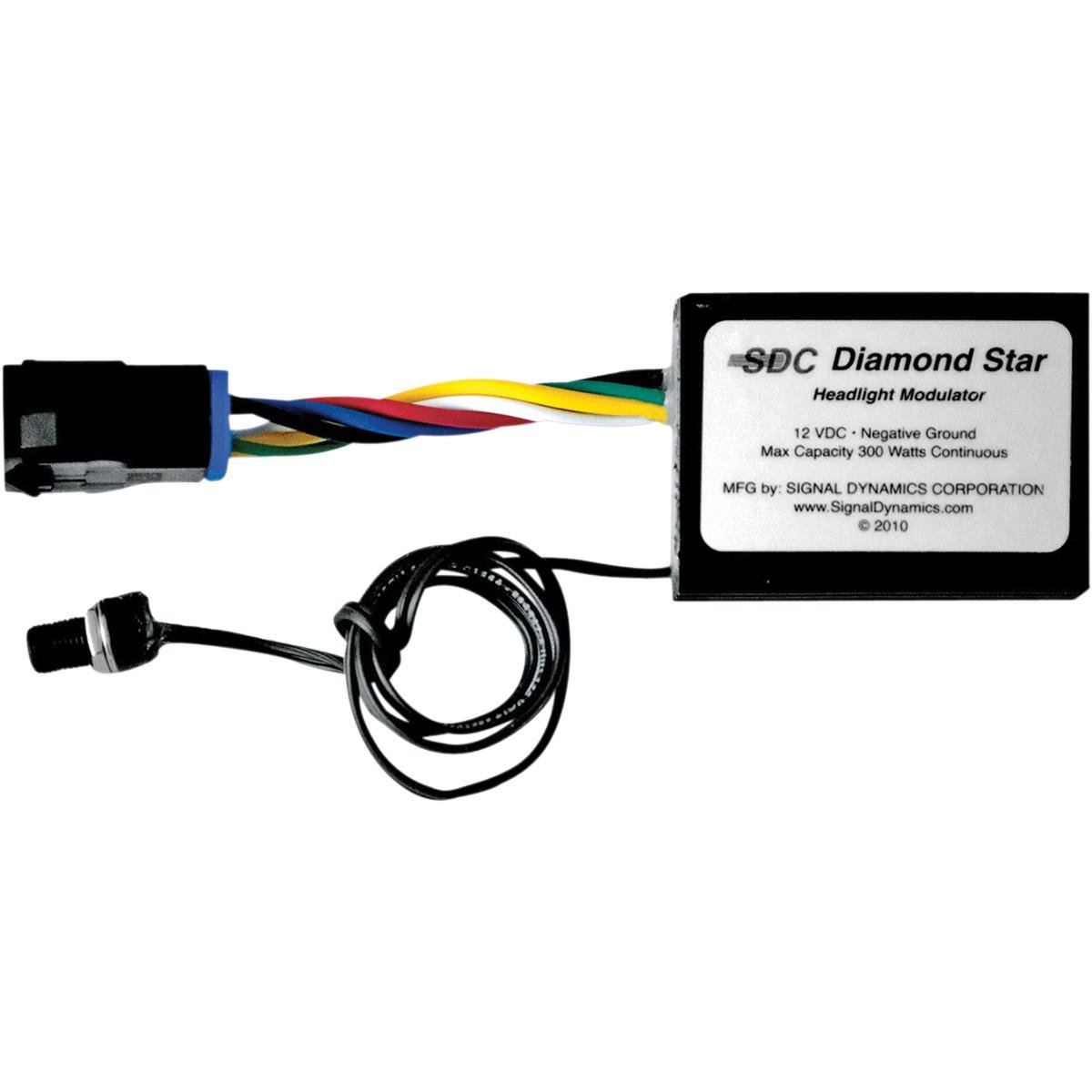 Signal Dynamics Plug Play Headlight Module Automotive Bmw R1200rt Headlamp Wiring Diagram