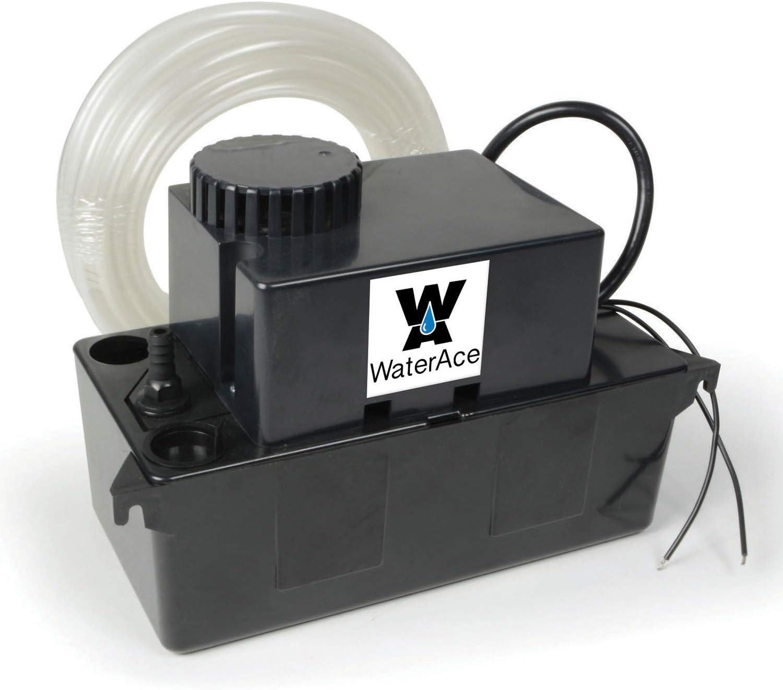 WaterAce Black WACND condensate pump