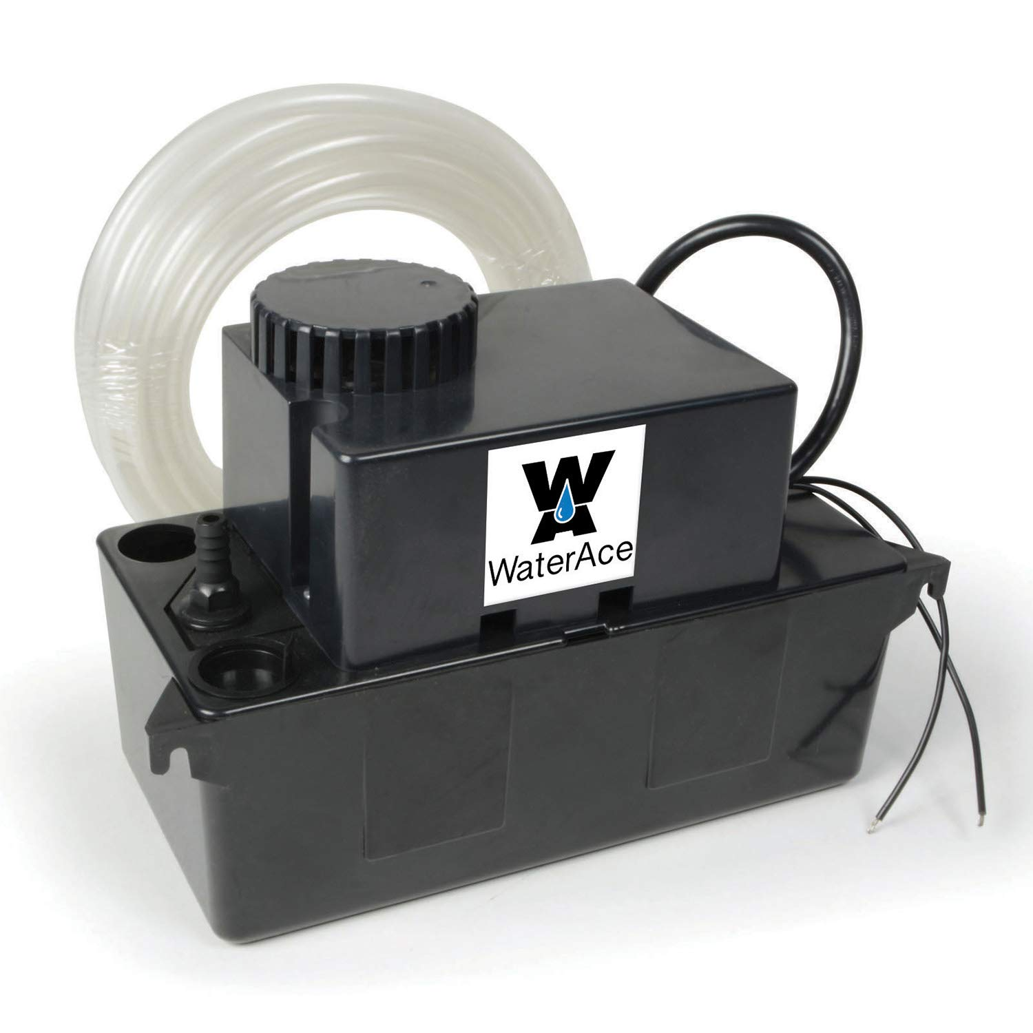 WaterAce WACND Condensate Pump, Black by WaterAce