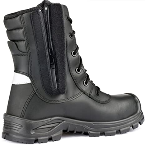 Jallatte Jalarcher 00JJV28Botas de piel, tácticas, de seguridad, botas