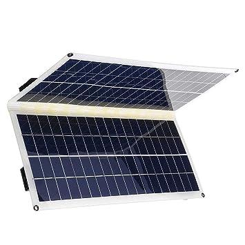 M&Rxiaosa Banco De Energía Solar, Cargador Solar, Panel ...