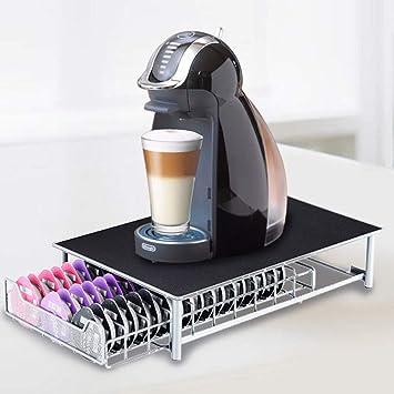 Dispensador de cápsulas de café genérico, con Soporte para dispensador de toraje, cápsulas de