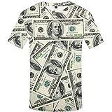 Best City Shirts Friend Funnies - KYKU Dollar T Shirt Men USA Money T-Shirt Review