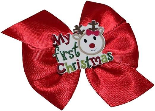 Toddler Hair Clip Baby Girl Hair Clip Reindeer Hair Clip Baby Hair Clip Christmas Hair Clip Infant Hair Clip Girl Hair Clip Christmas