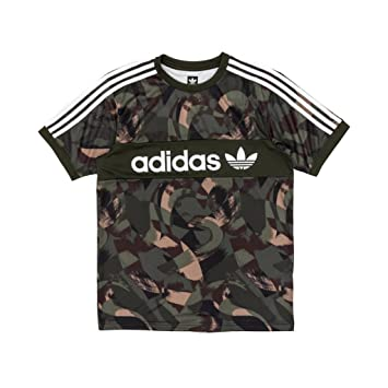 2b16baa1 Adidas Camo Club Jersey - Camo Print: Amazon.co.uk: Sports & Outdoors