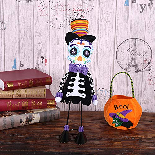 ATOLY Doll Halloween Decorations, Swinging Gimmicks, Halloween Party