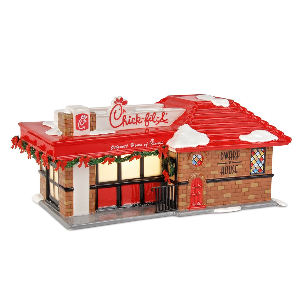 Amazon.com: The Original Snow Village from Department 56 Chick-fil ...