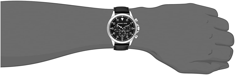 Michael Kors Men s Gage Black Watch MK8442