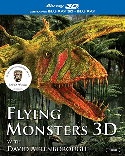 Flying Monsters (Blu-ray 3D + Blu-ray) [UK Import]