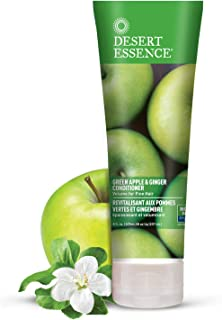 product image for Desert Essence, Thickening Conditioner, Green Apple and Ginger, Vegan, 8 oz