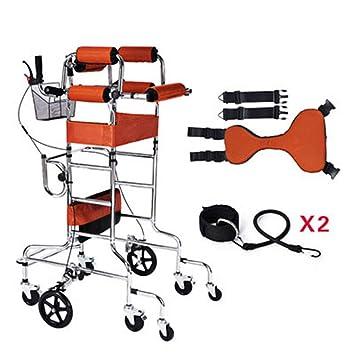 Andadores con ruedas para personas mayores con soporte de ...