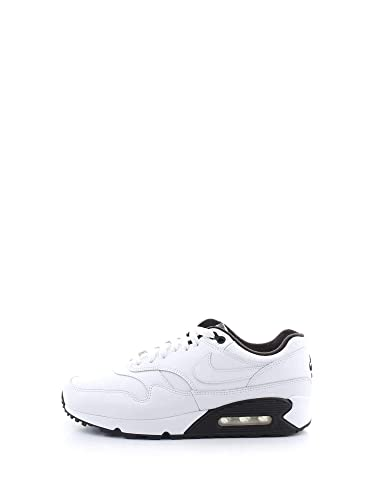 reputable site f55c1 3ce77 Nike Air Max 90/1 Chaussures de Fitness Homme, Multicolore White Black 106,