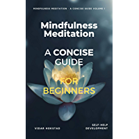 Mindfulness Meditation - A Concise Guide for Beginners (English Edition)