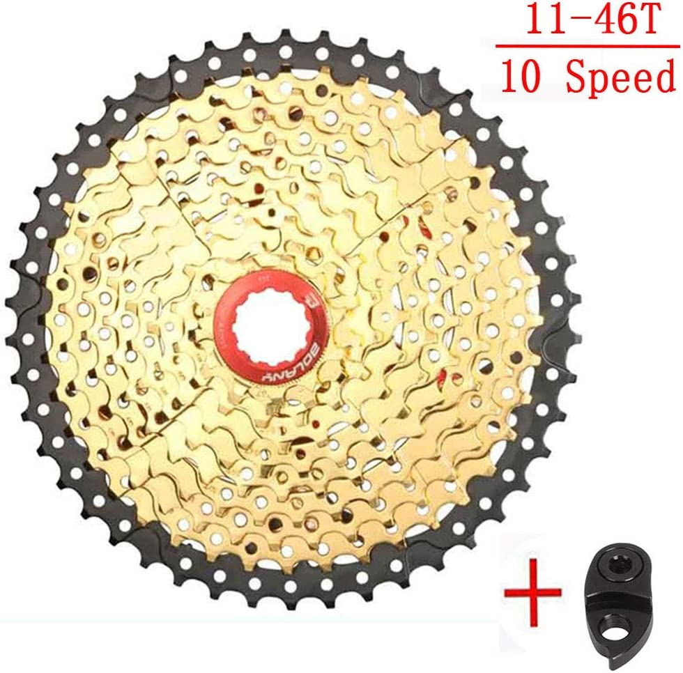 BOLANY 9/10/11 Velocidad MTB Cassette 11-32T 11-42T 11-46T 11-50T ...