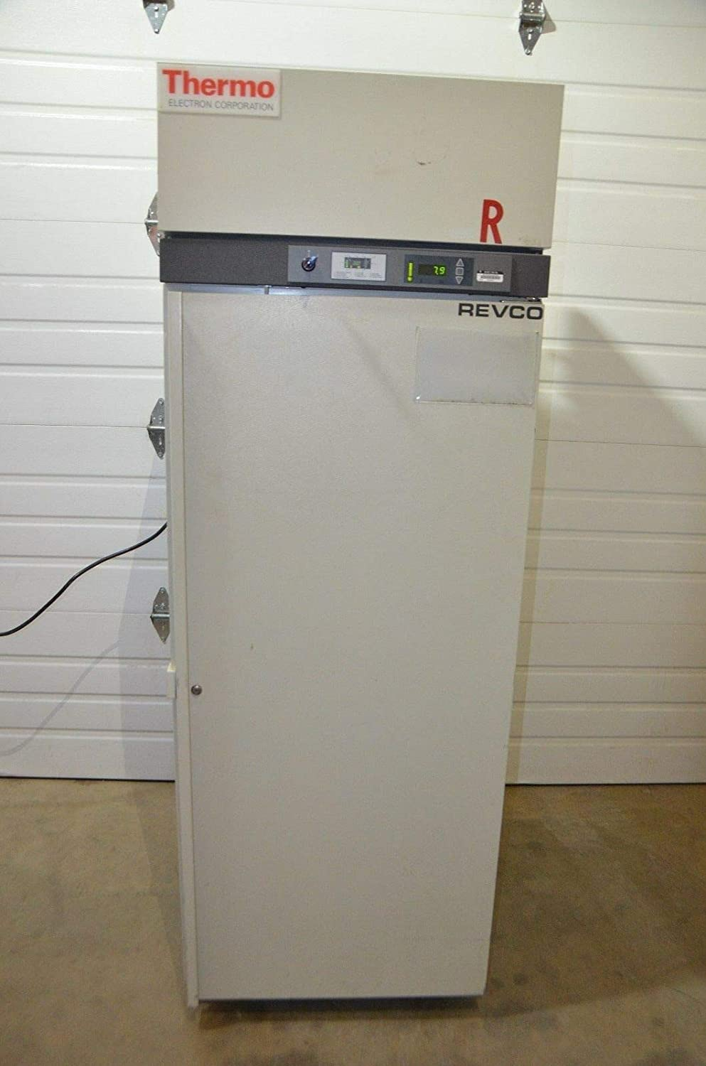 Thermo Electron Revco ULT2330A 19 Upright Lab FreezerFor Parts/Repair