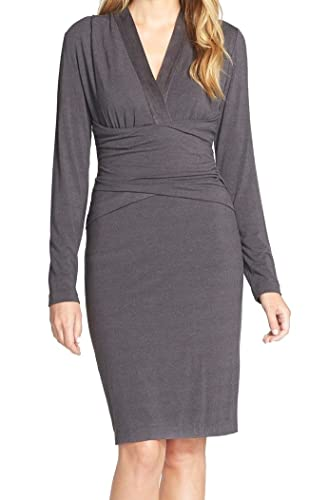 NYDJ Womens Nicole Wrap Dress