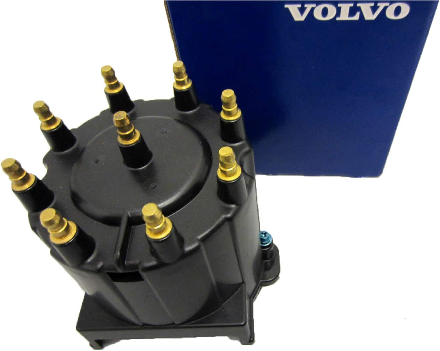 5.7L Volvo Penta New OEM Ignition Distributor Cap 3854548 5.0L 7.4L V8