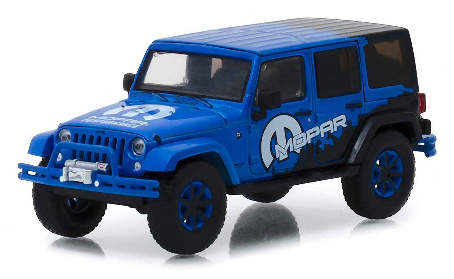 43 2012 Jeep Wrangler Unlimited Mopar Off-Road Edition Greenlight 86099 1