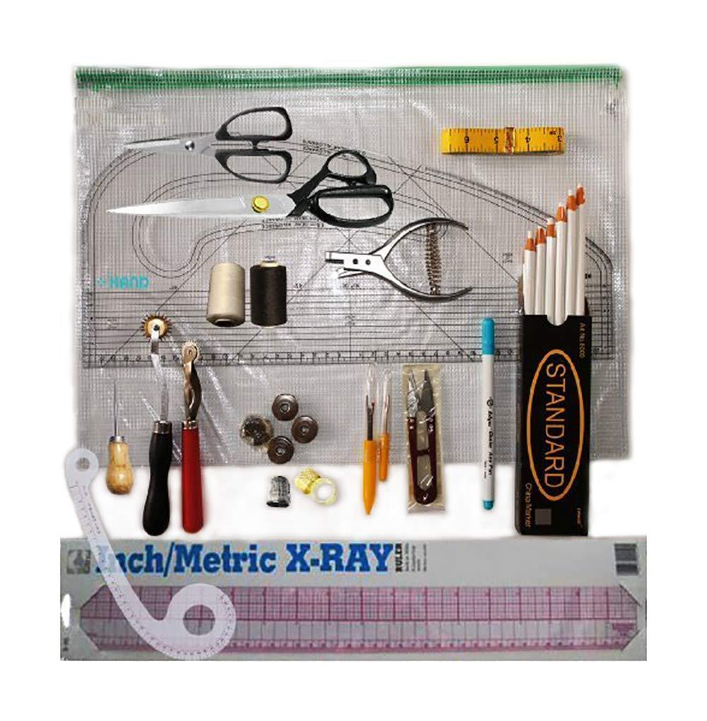 Set, Kit completo per Studenti Modellistica e Disegno - Approfitta dell'offerta! Well Made Tools