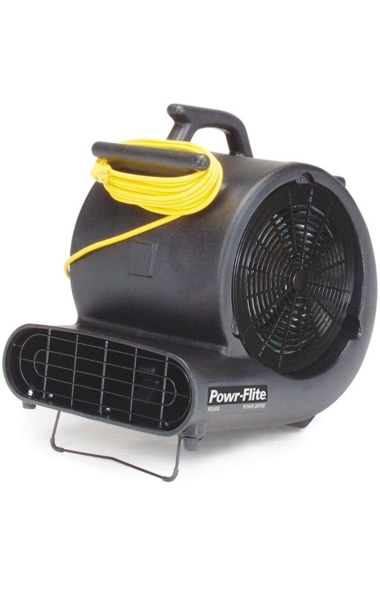 Powr-flite Pd500 Air Mover Air Carpet Blower 1/2hp