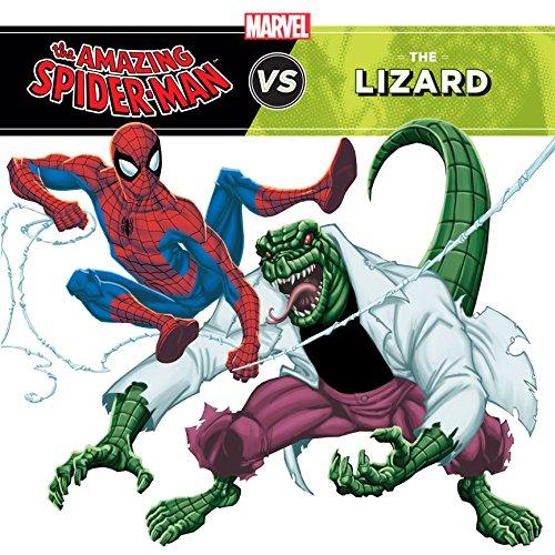 The Amazing Spider-Man vs. The Lizard (Marvel Super Hero vs. Book, A) -