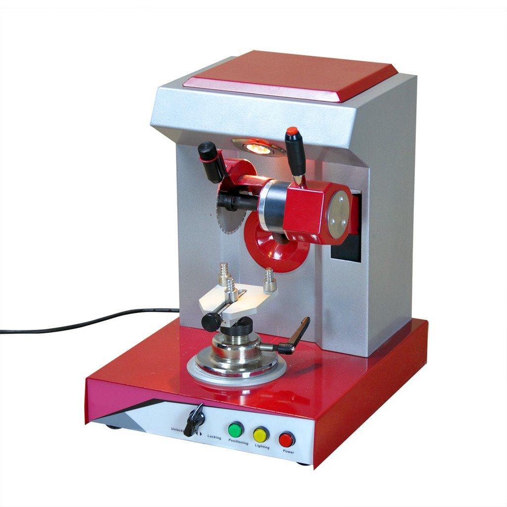 Wotefusi Industrial New 110V 110W 3500 RPM Dental Gypsum Molding Sawing Cutting Machine Device