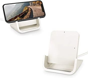 Yuwiss Qi-Certified Wireless Stand Charger