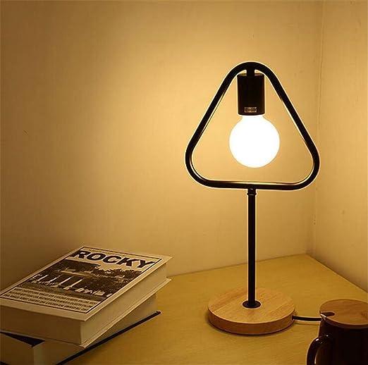 ELEGENCE-ZLáMpara De Mesa Nordic Minimalista Creative Living Room ...