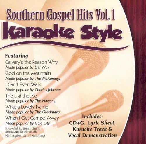 Southern Gospel Hits, Volume 1: Karaoke ()