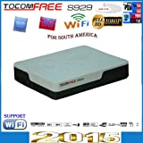 New Tocomfree S929 Acm Included Iks Sks Iptv Twin Tuner
