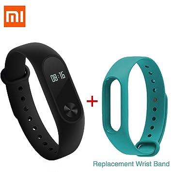 Xiaomi Oled Touch Screen Wristband Bracelet Watch Mi Amazon Co Uk