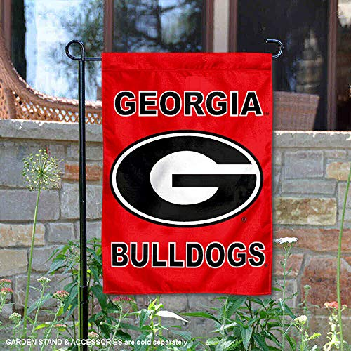 (UGA Georgia Bulldogs Garden Flag and Yard Banner)