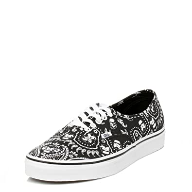 1fea116bae67 Vans Mens Womens Star Wars Black Authentic Stormtrooper Trainers   Amazon.co.uk  Shoes   Bags